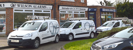 Security company Leicester